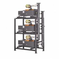 Вакуумная система Busch Mink MP 400 AV промышленная комбинированная